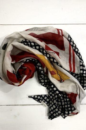 Foulard animals Manila Grace