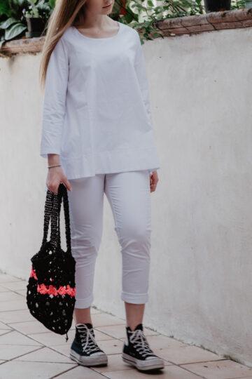 Camicia NAM bianco
