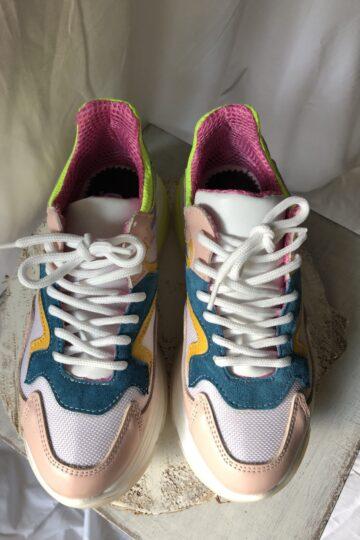 Sneakers multicolore OVYE'