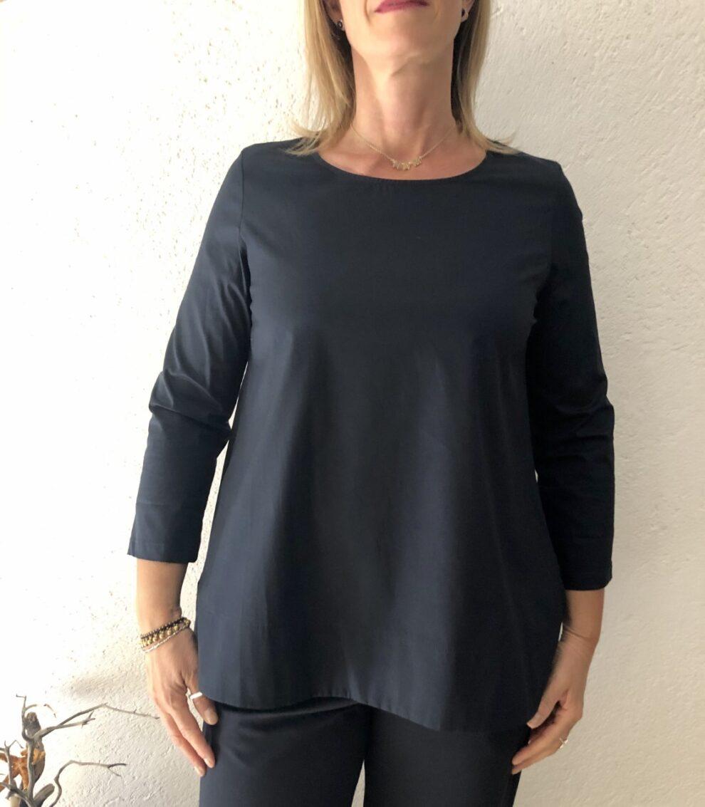 Camicia NAM blu