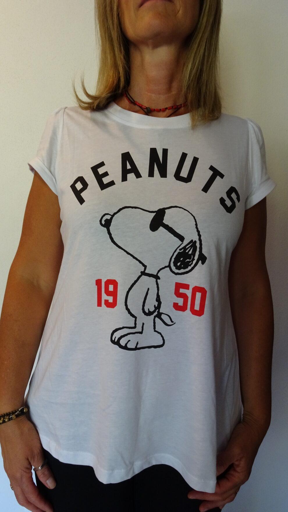 T-shirt Snoopy ANIYE BY bainca
