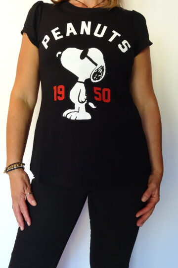 T-shirt Snoopy ANIYE BY nera