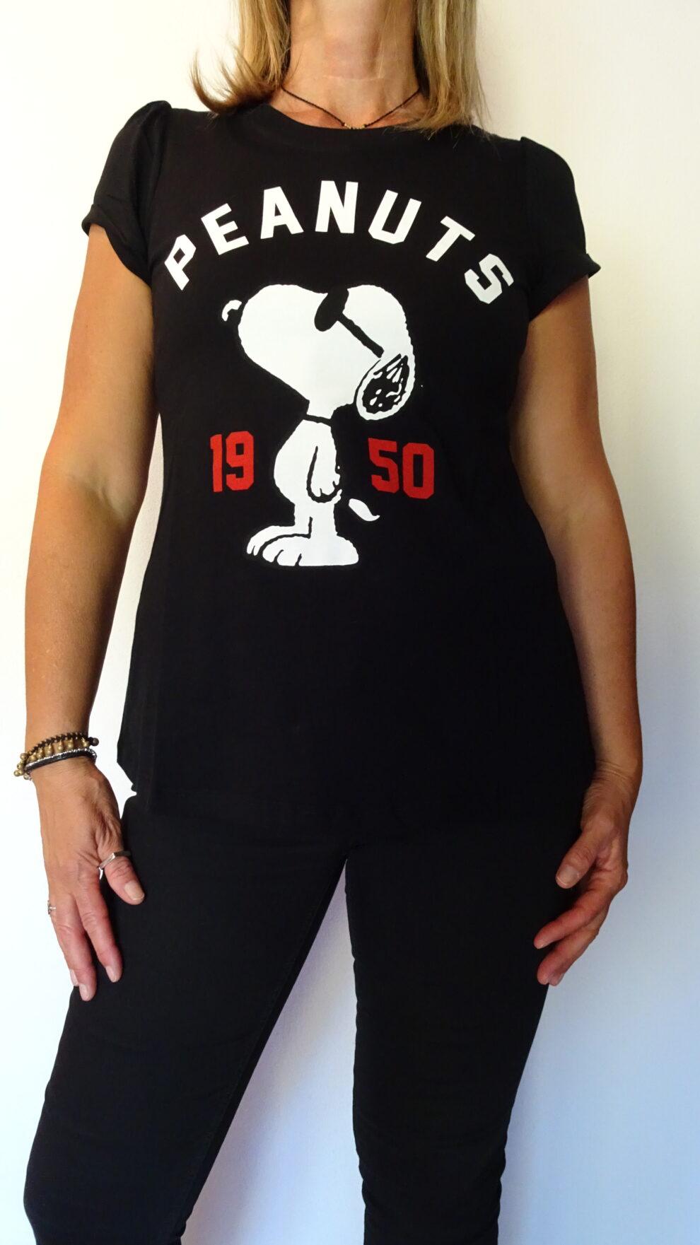 T-shirt Snoopy ANIYE BY nera