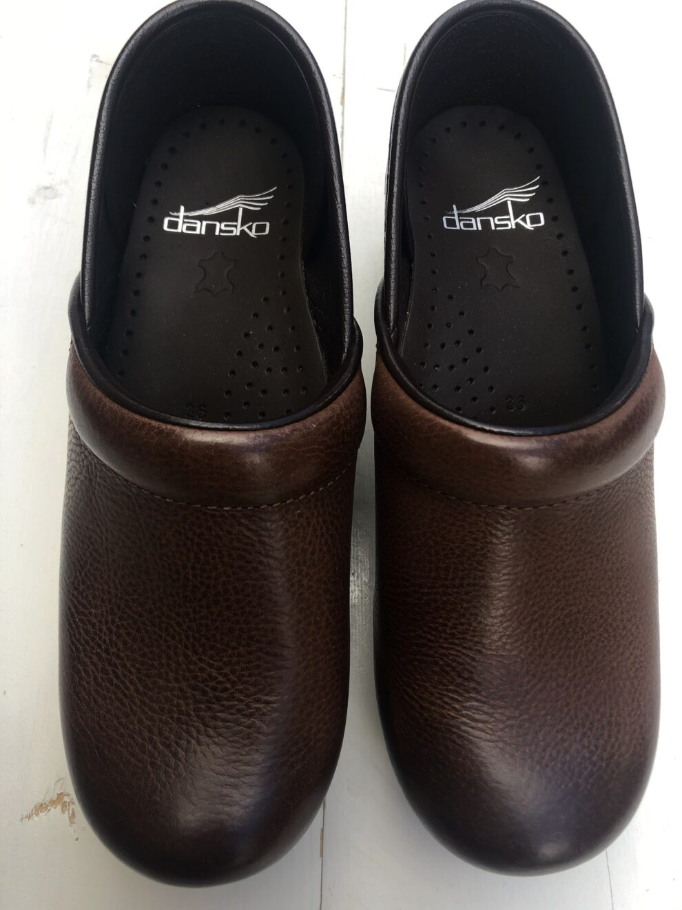 Dansko Professional Burnished Nubuck